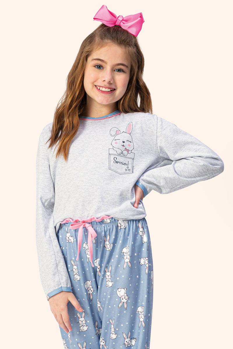 Pijama Manga Longa | Infantil
