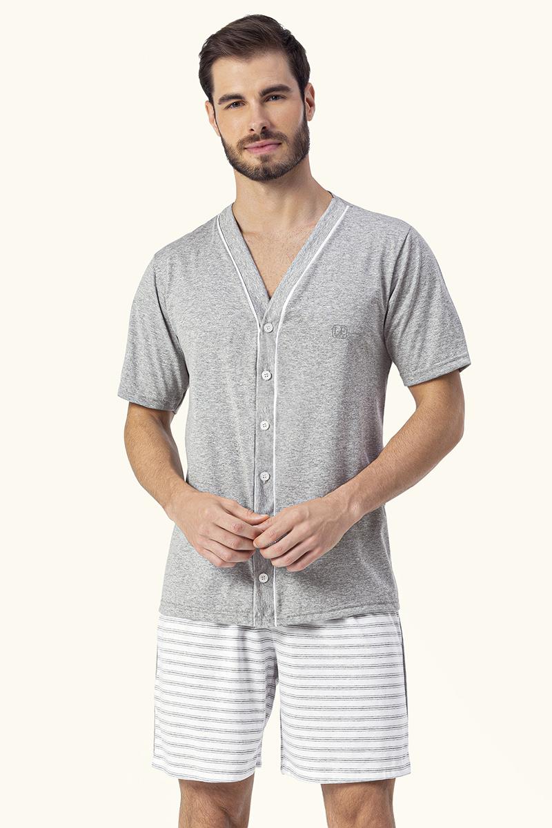 Pijama Masculino Aberto