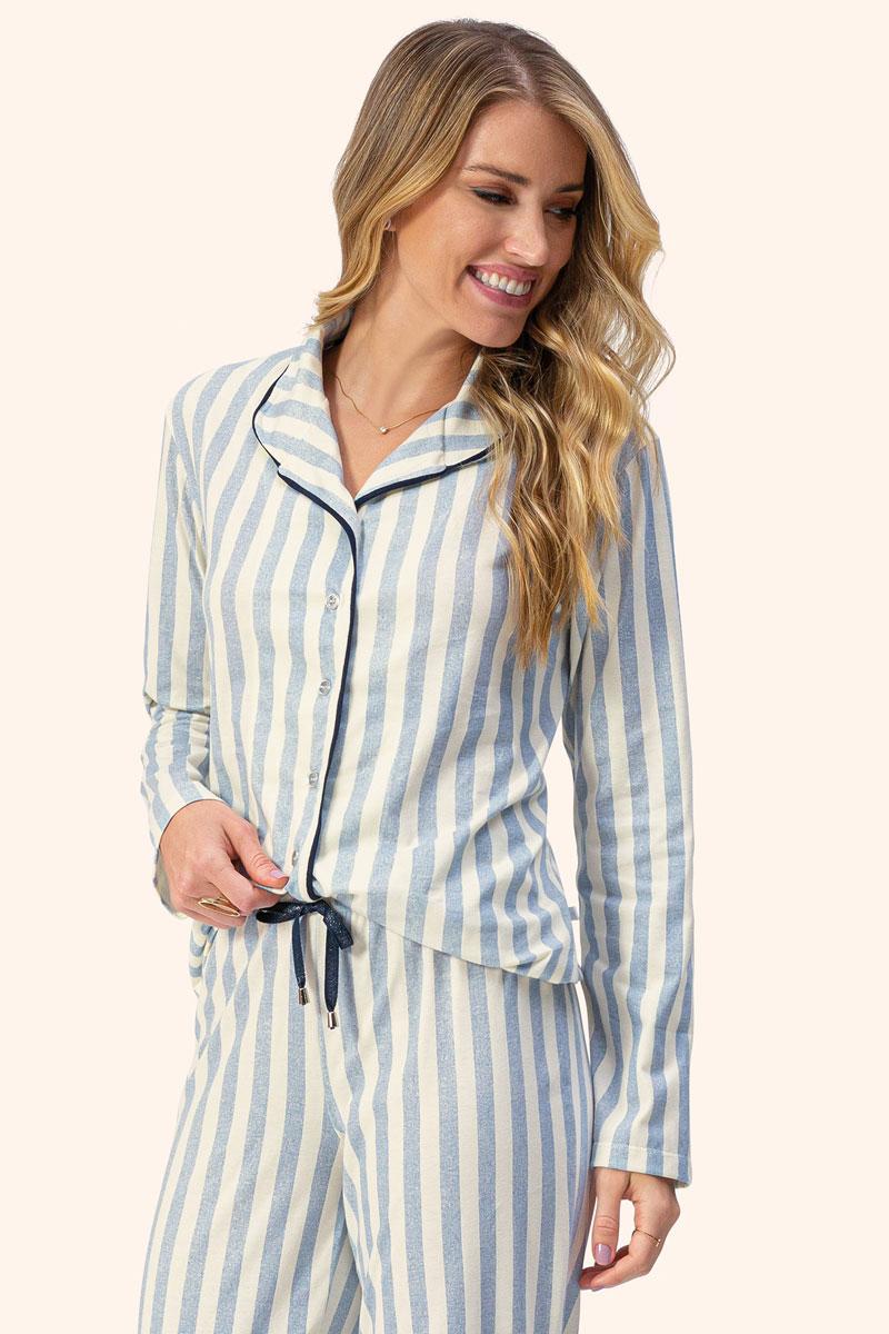 Pijama em Moletinho Aberto