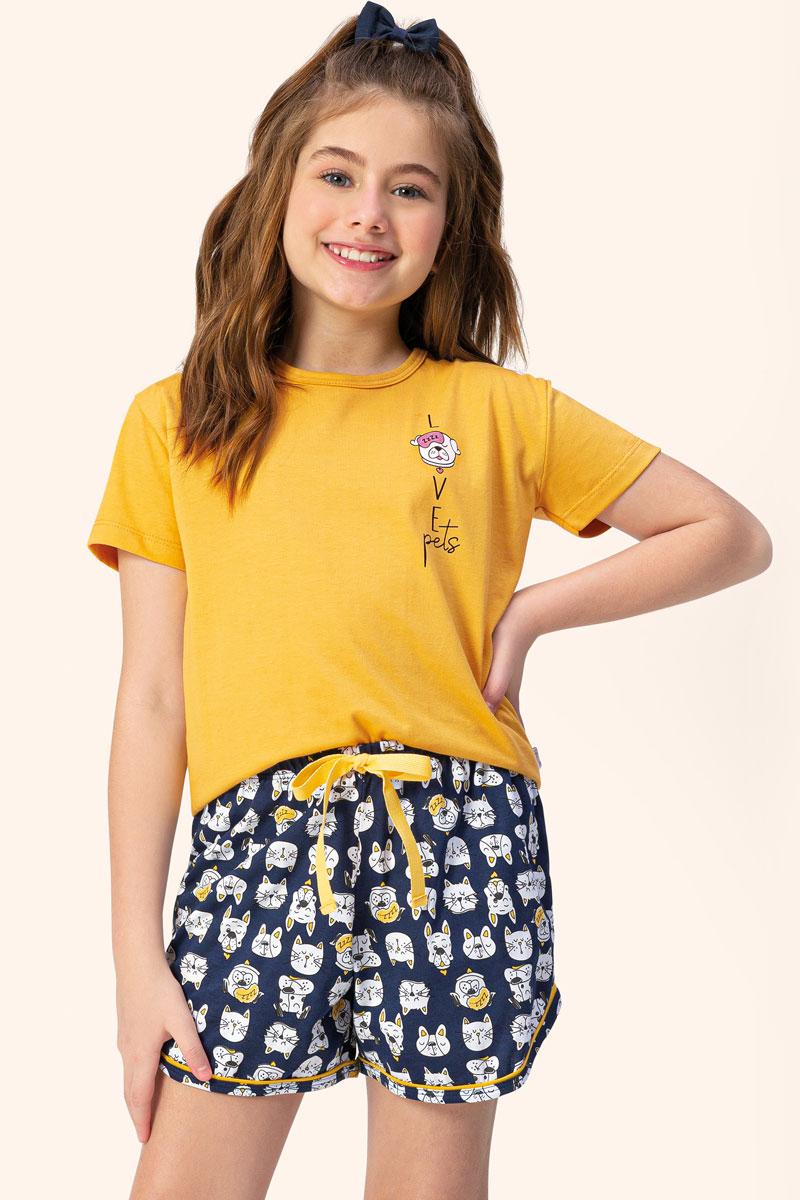 Short Doll Manga Curta | Infantil