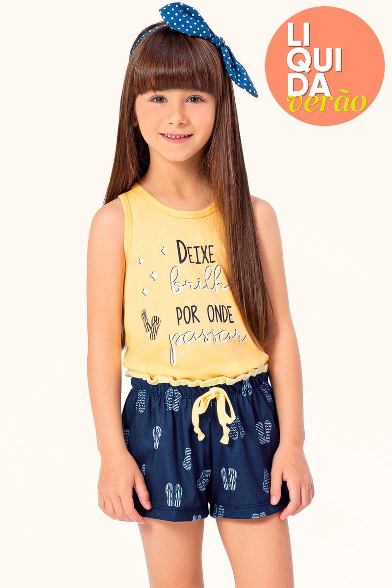 Short Doll Regata | Infantil